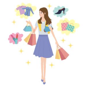 服・ファッション・買い物・ショッピング