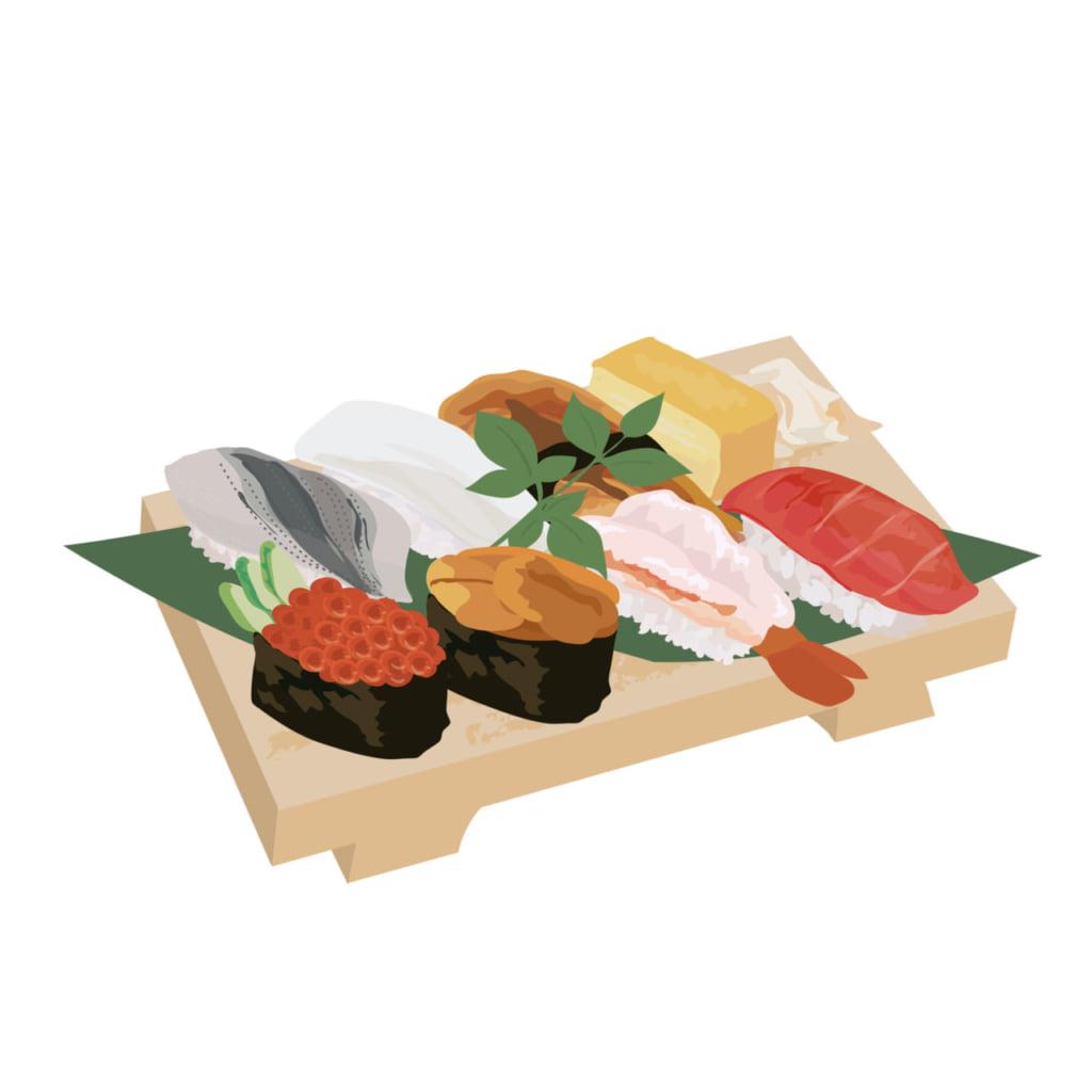 【回転寿司のポイントサービスまとめ】クレジットカード利用も。