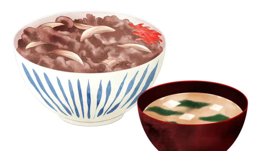 【吉野家】QUICPay利用で「生野菜サラダ&みそ汁」が無料に!