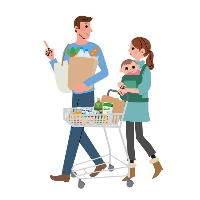 IKEAでお得に買い物をする方法!Familyメンバーは特典も
