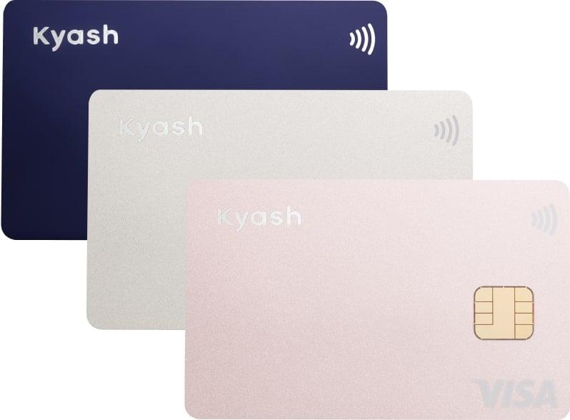 Kyash Card画像