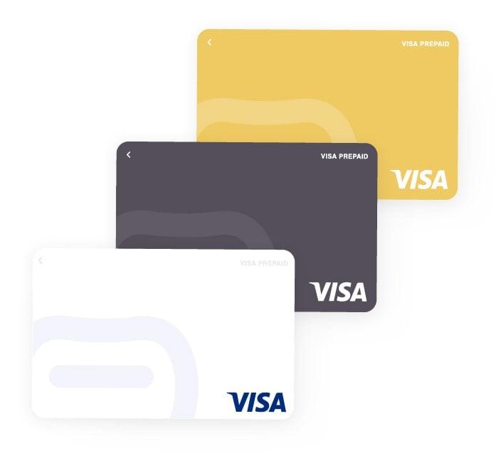 バンドルカード券面画像