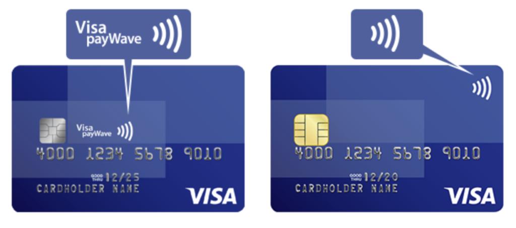 Visaタッチ決済イメージ画像