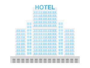 ホテルイラスト