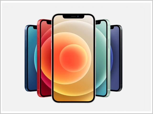iPhone12の画像
