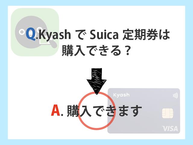 KyashでモバイルSuicaにチャージする方法!TOYOTA Walletを利用?!