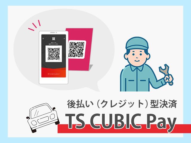 TS CUBIC Pay イメージ画像